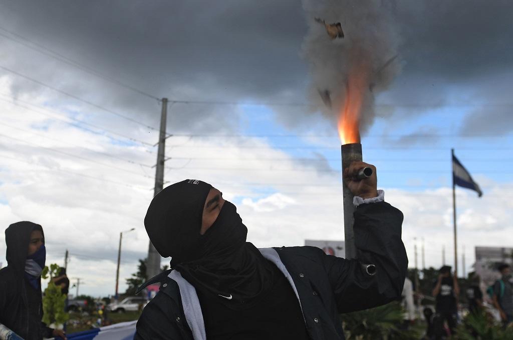 Nikaragua Mencekam, Tembakan Terdengar Dekat Rumah Dubes AS
