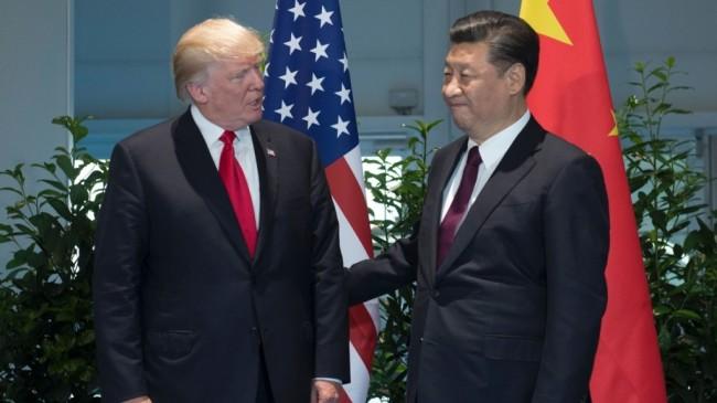 Pemerintah Bahas Antisipasi Perang Dagang AS dan Tiongkok