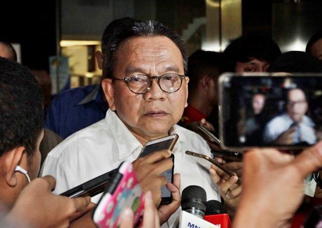Eks Napi Korupsi, M Taufik Berambisi jadi Ketua DPRD