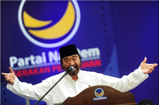 Menteri NasDem Dilarang Nyaleg
