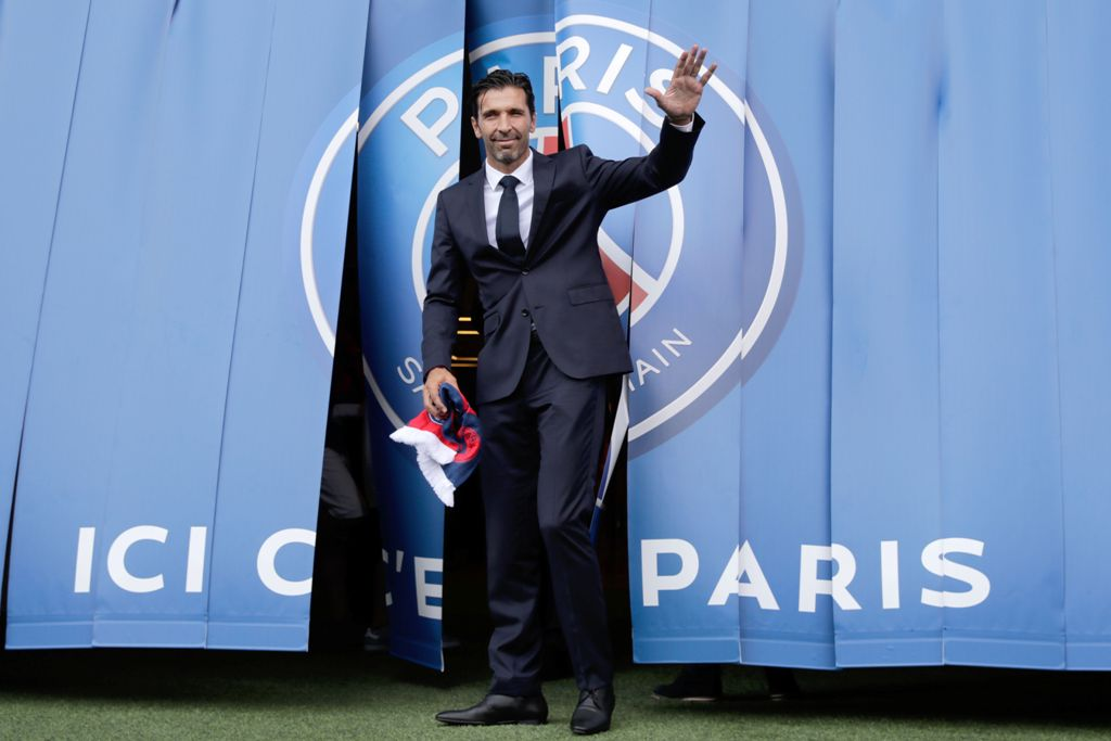 Sambutan untuk Buffon Seperti Perayaan Juara