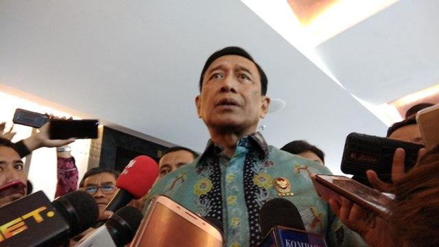 Wiranto Tegaskan Ogah Masuk Bursa Cawapres