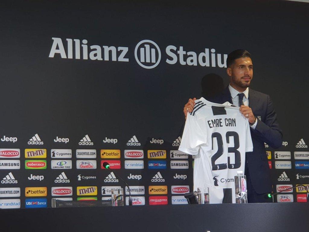 Gabung Juventus, Can Bermasalah dengan Klopp?