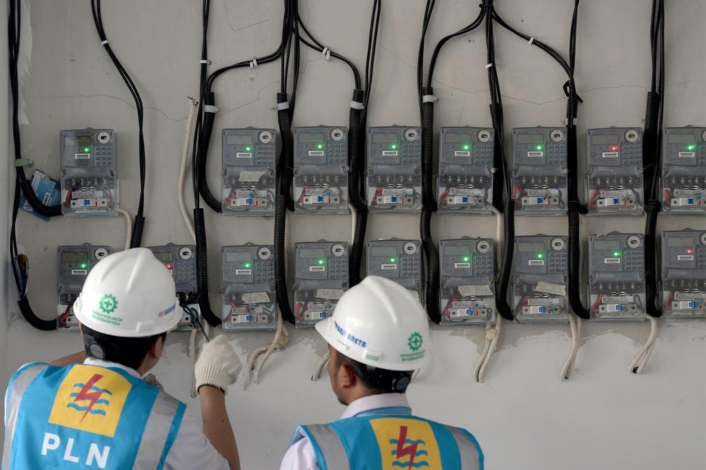 Kebocoran Gas di Bojonegara Tidak Berpengaruh ke Sistem Kelistrikan