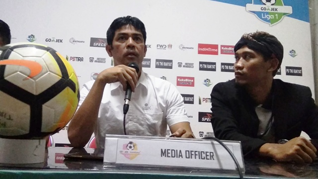 Pelatih PS Tira Kecewa dengan Hasil Imbang
