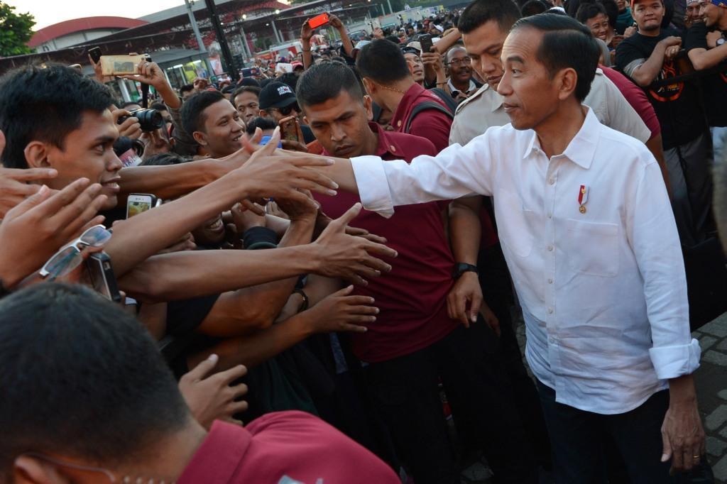Ulama Muda Dukung Jokowi di Pilpres 2019