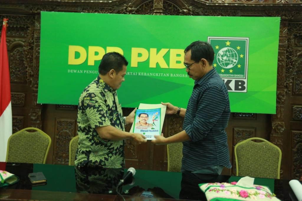 Tokoh Maluku Utara Daftar Caleg DPR dari PKB
