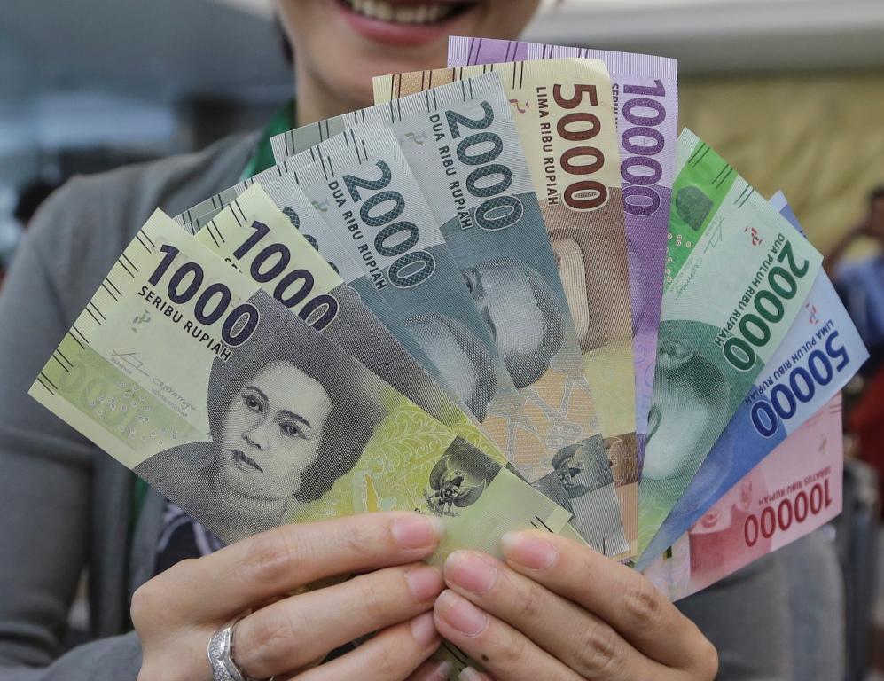 Pelemahan Poundsterling Buat Rupiah Tertekan terhadap USD
