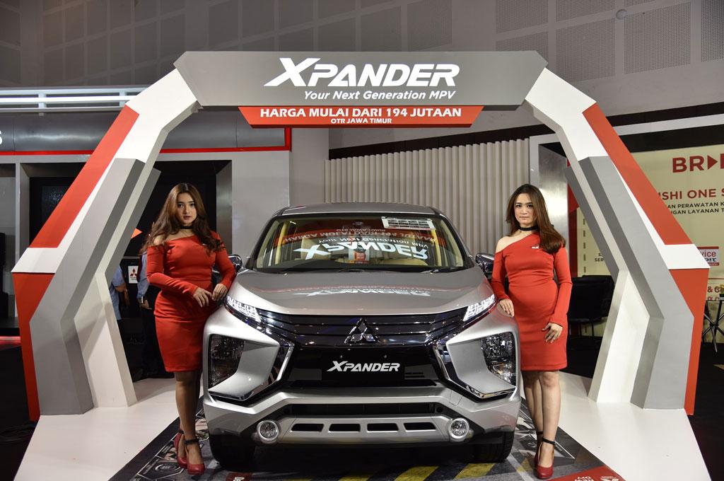 Mitsubishi Siap Hadirkan Xpander Baru