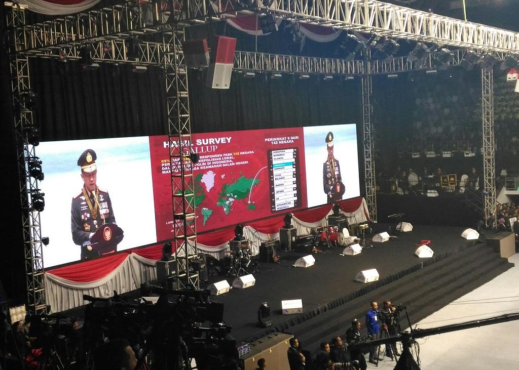 Tito Janji Polri Terus Memperbaiki Diri