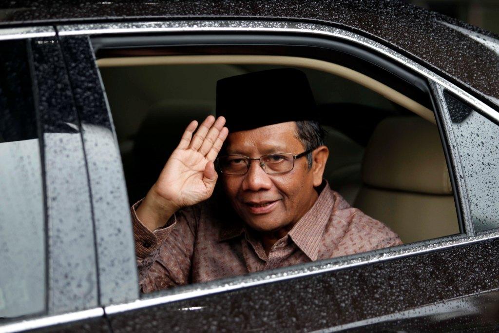 Mahfud MD: Nanti Saya Jawab ke Pak Jokowi