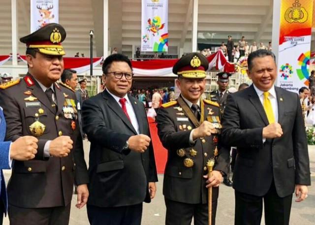 Kapolri Tito Dinilai Berhasil Yakinkan Masyarakat