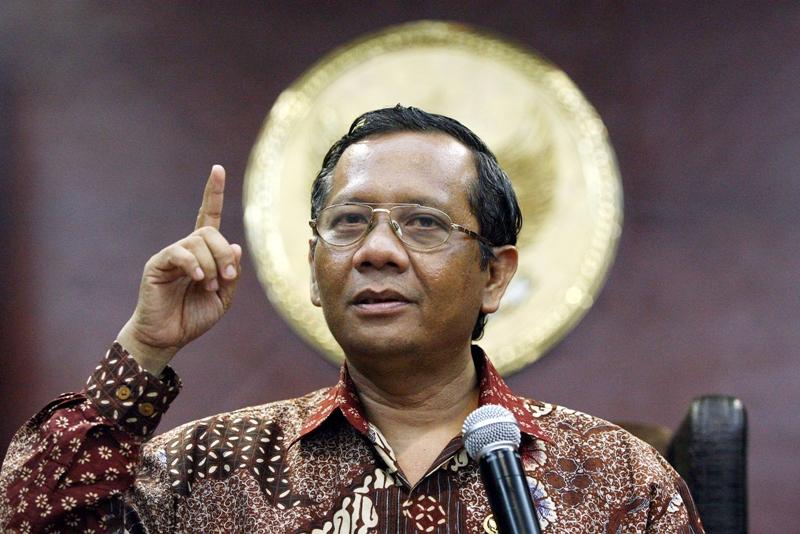 Pengamat: Mahfud Ideal untuk Jokowi