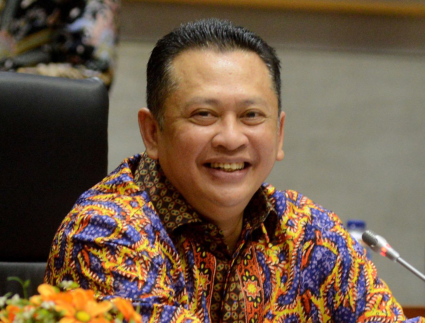 Bamsoet: Golkar Berdoa Airlangga jadi Cawapres Jokowi