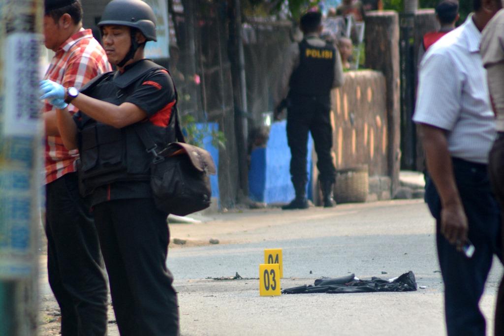 Bom di Pasuruan