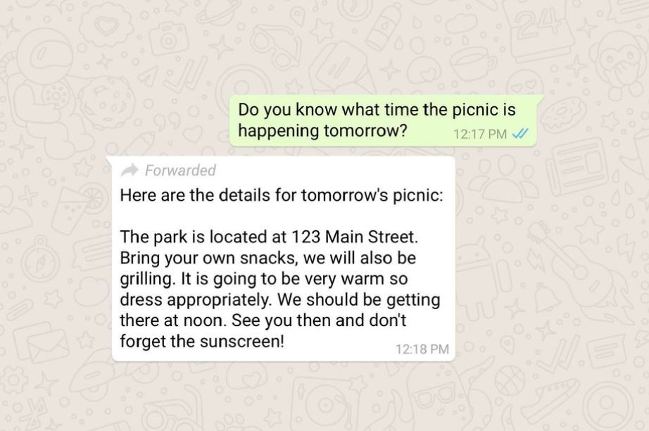 Kurangi Hoaks, WhatsApp Pasang Label di Pesan Terusan