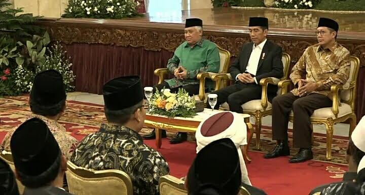 Jokowi Resmikan Pembukaan MTQ Antar Pondok Pesantren