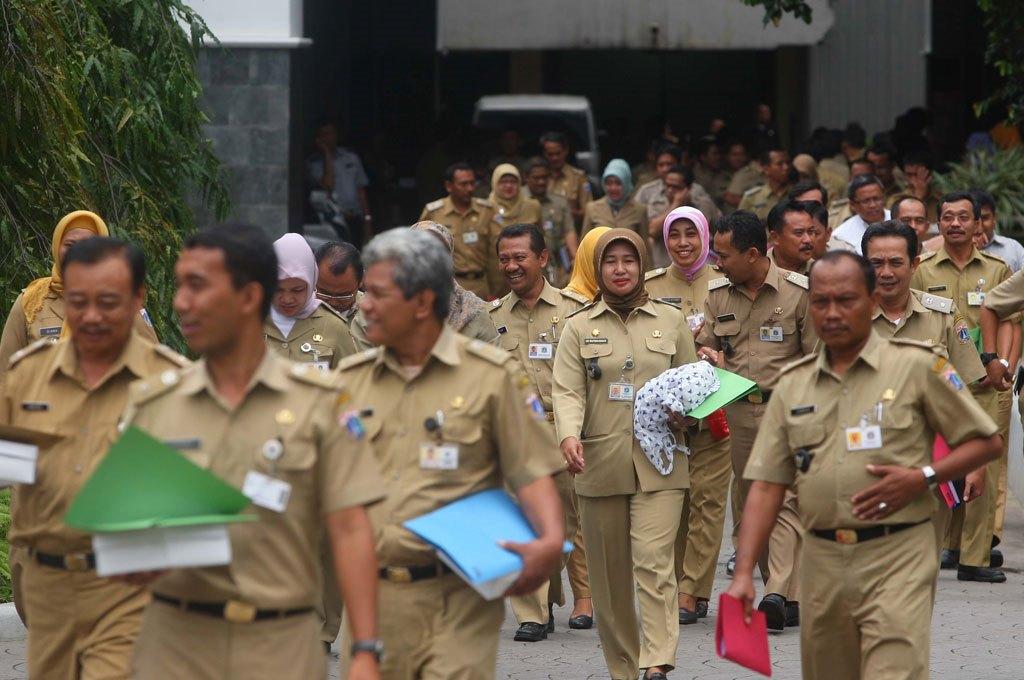 Terlibat Jual Beli Kursi Sekolah, PNS Diancam Turun Jabatan