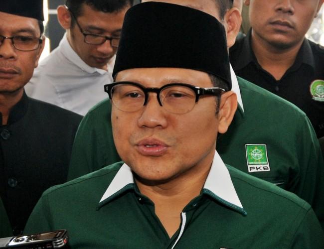 PKB Klaim Cak Imin Jadi Cawapres Prioritas Jokowi