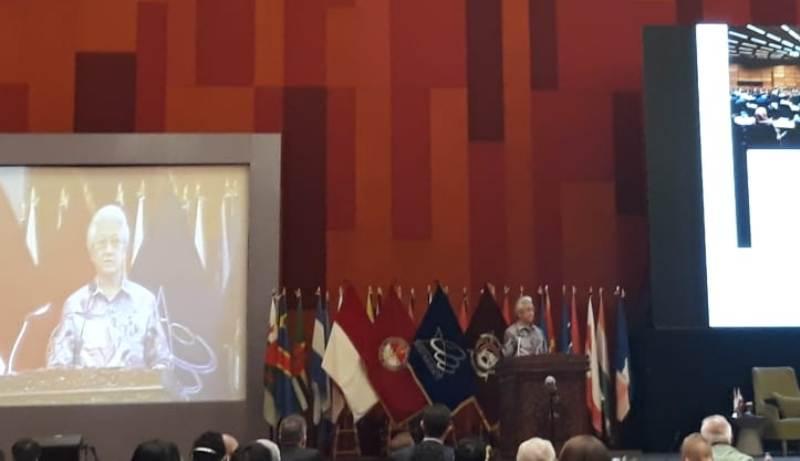 Indonesia Pakai Konsep Membumi untuk Isu Nuklir