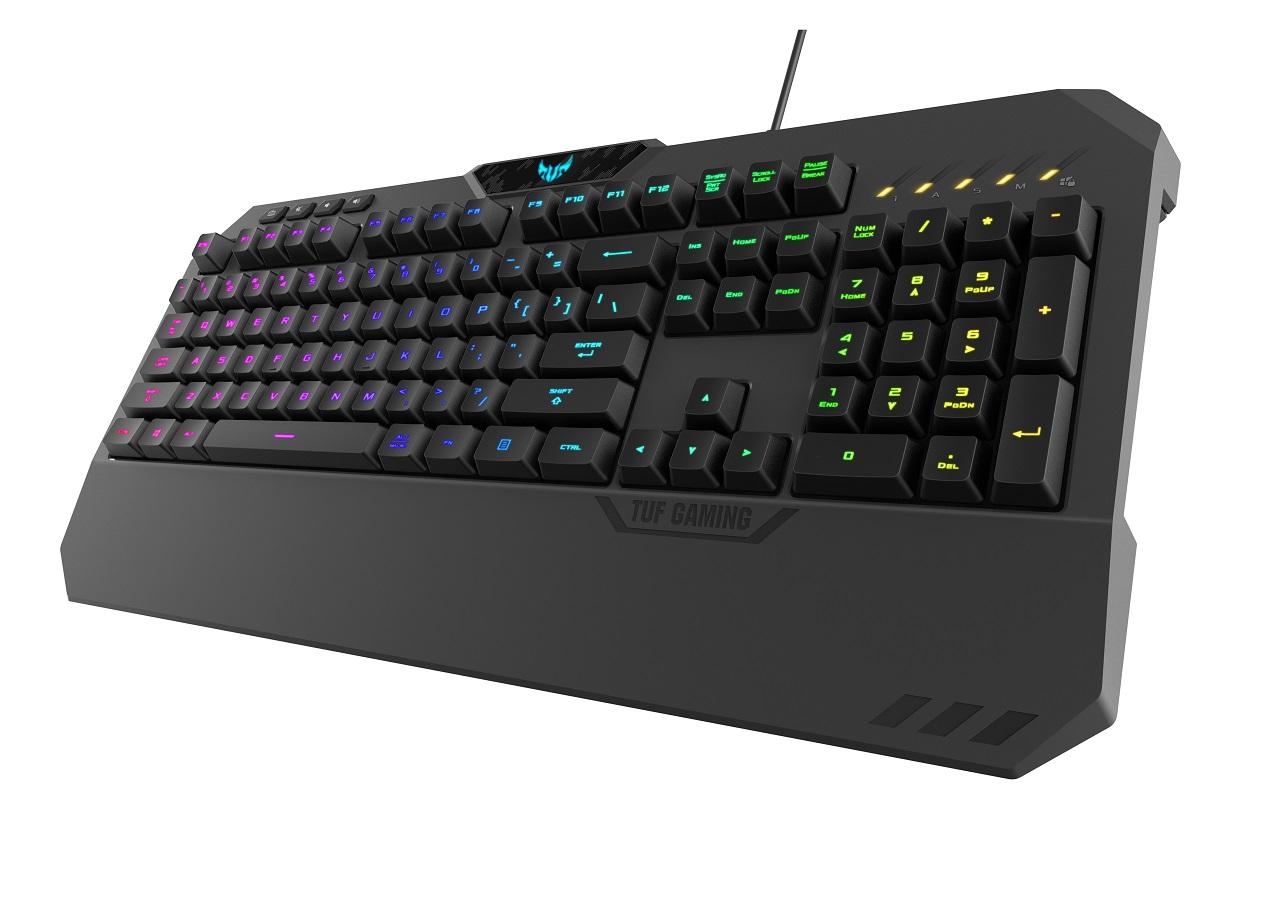 ASUS TUF Siapkan Keyboard Gaming Pertamanya