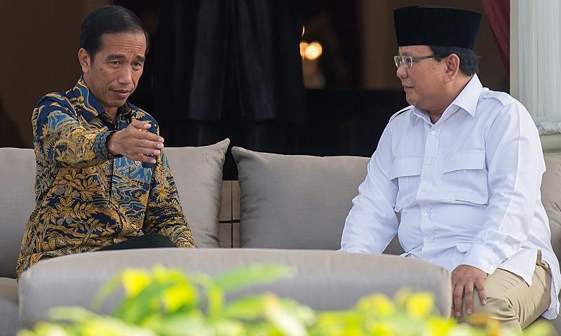 Survei KedaiKOPI: Jokowi-Prabowo Kurang Aspek Religiusitas