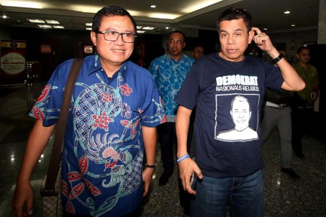 Demokrat Tantang Jokowi Segera Umumkan Cawapres