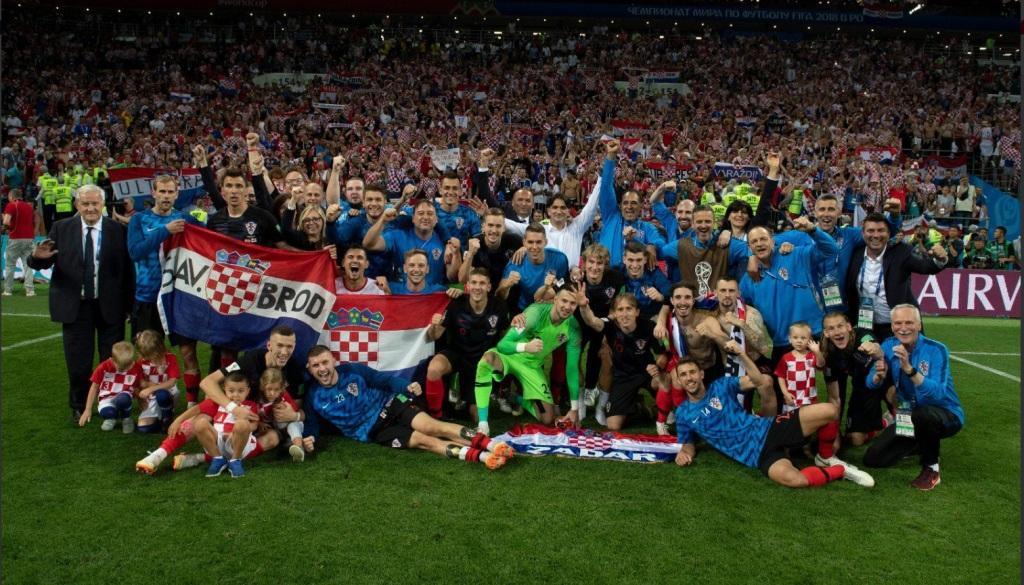 Perjalanan Heroik Kroasia Menuju Final Piala Dunia 2018