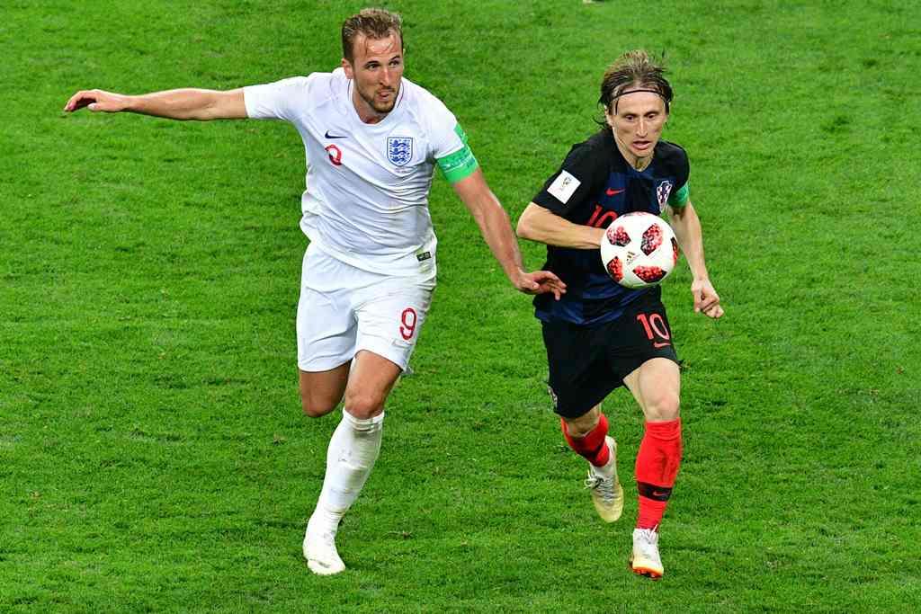 Southgate: Skuat Inggris kalah Pengalaman dari Kroasia