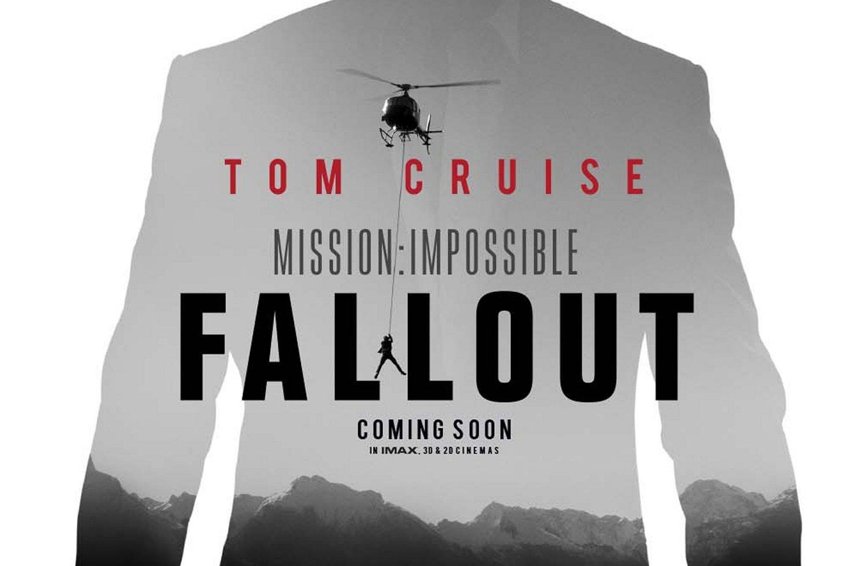 Simak Pertarungan Tom Cruise dan Henry Cavill dalam Cuplikan Terbaru Mission Impossible 6