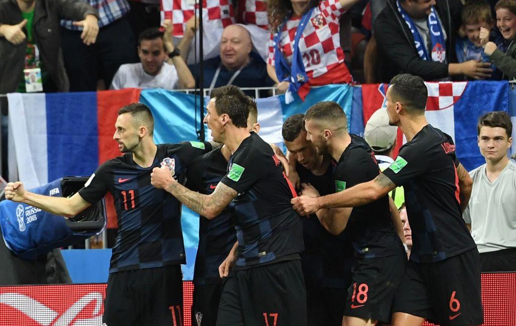 Legenda Inggris: Kroasia Lebih Baik dari Kami