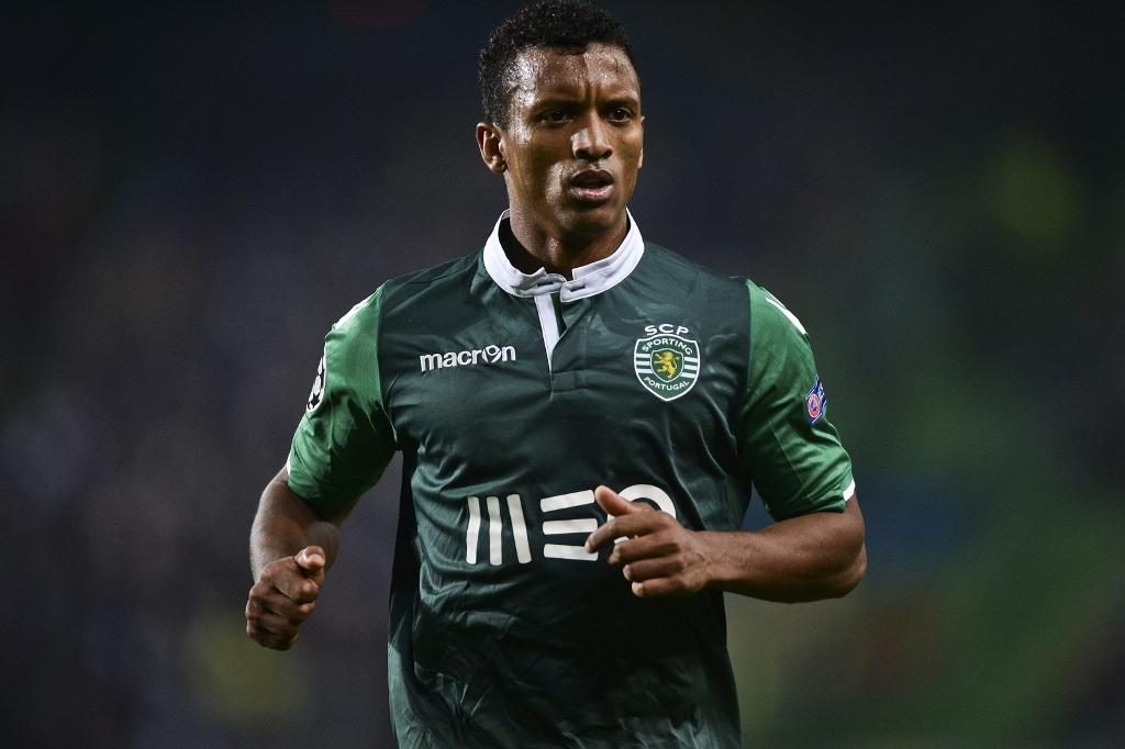 Luis Nani Pulang ke Sporting CP