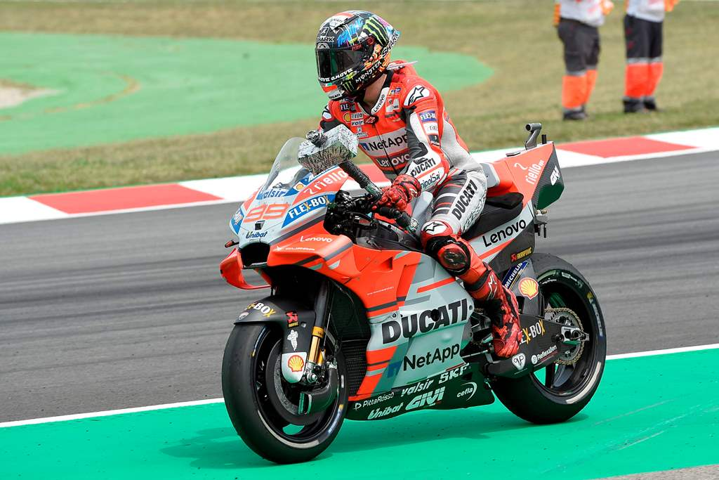 Optimisme Jorge Lorenzo Menatap GP Jerman