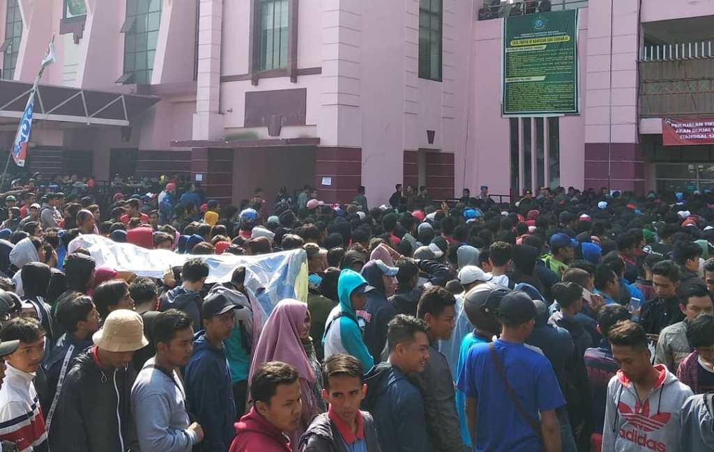 Tiket Ekonomi Timnas U-19 vs Malaysia Ludes dalam Dua Jam