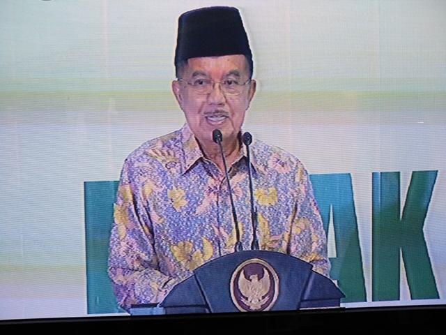 JK Resmikan Rumah Sakit Islam Surabaya A Yani