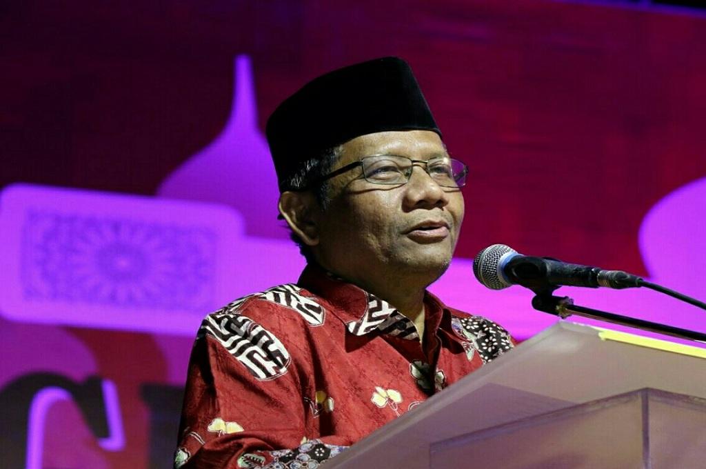 Wasekjen PKB Tepis Mahfud Kandidat Kuat Cawapres Jokowi