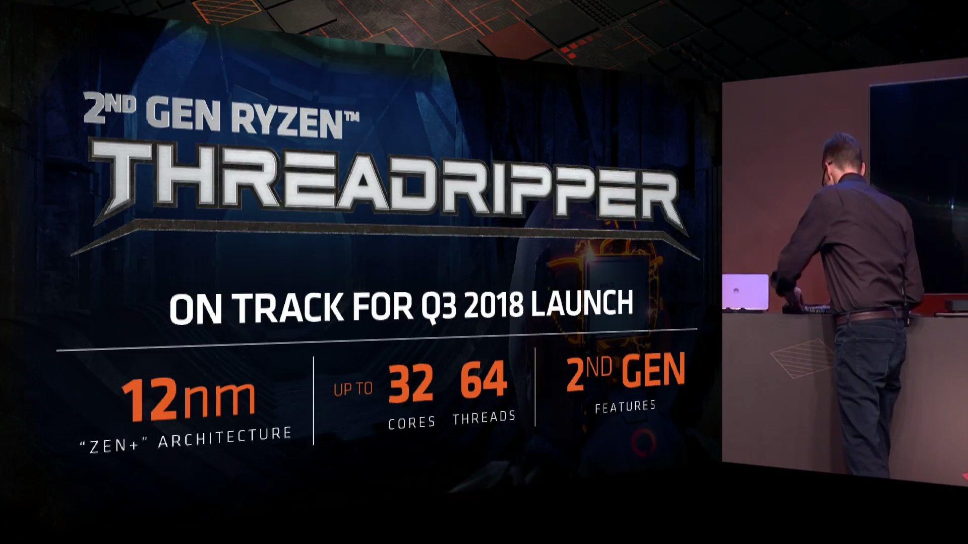 AMD Ryzen Threadripper Gen-2 Ada Dua Jenis, Rilis 13 Agustus
