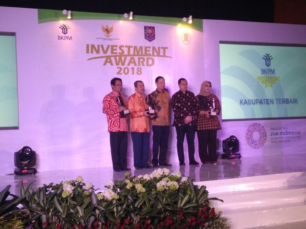 Kepala BKPM: Peran Investasi tak Lepas dari PTSP