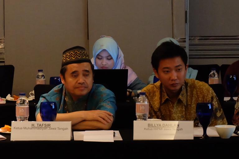 HIPMI dan Muhammadiyah Dukung Ekonomi Pancasila