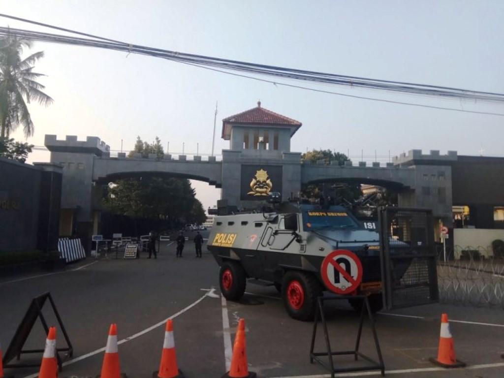 Terduga Teroris di Cirebon Terkait Penyerangan Mako Brimob Depok