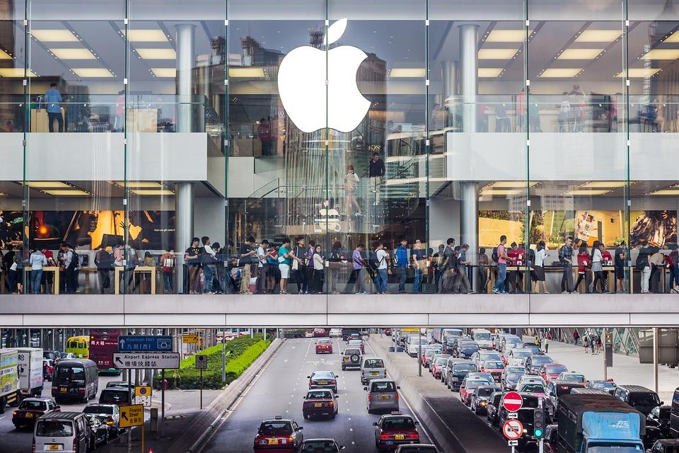 Empat Pencuri Rampok Apple Store, Kerugian Capai Rp388 Juta
