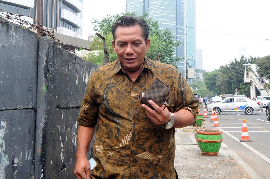 Politikus Gerindra Bantah Terima Duit Korupsi KTP-el