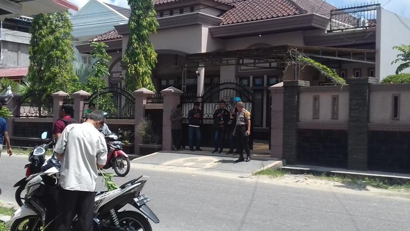 Polisi Buru Perampok Bersenjata di Pekanbaru