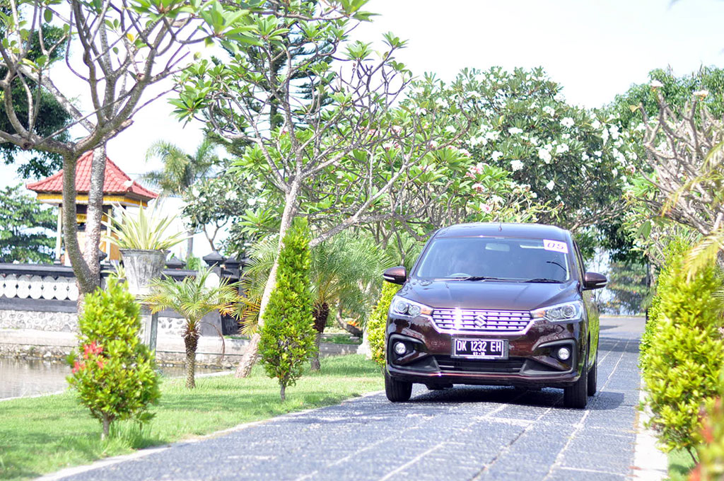 All New Suzuki Ertiga, Versi 'Bongsor' Lebih Nyaman