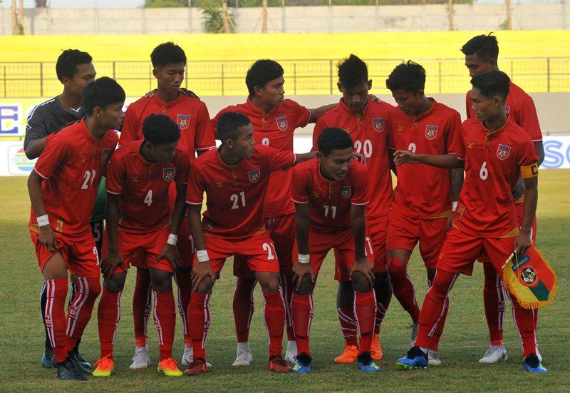Tekuk Thailand, Myanmar Melaju ke Final Piala AFF U-19