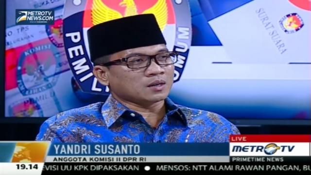 Wasekjen PAN Sarankan Prabowo Jadi King Maker