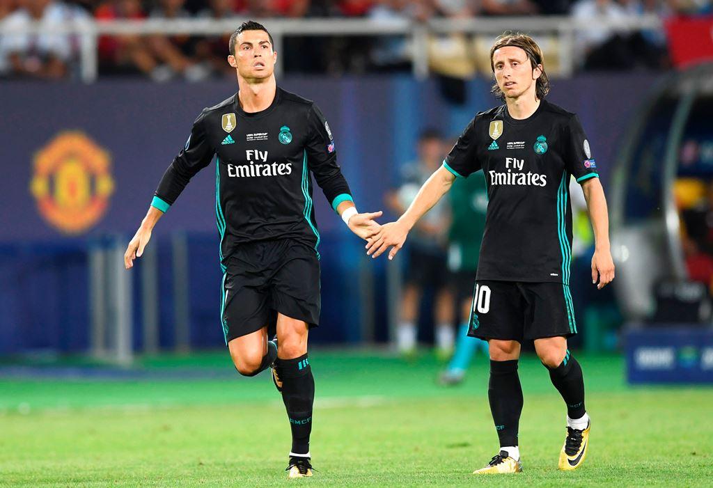 Modric Sayangkan Keputusan Cristiano Ronaldo