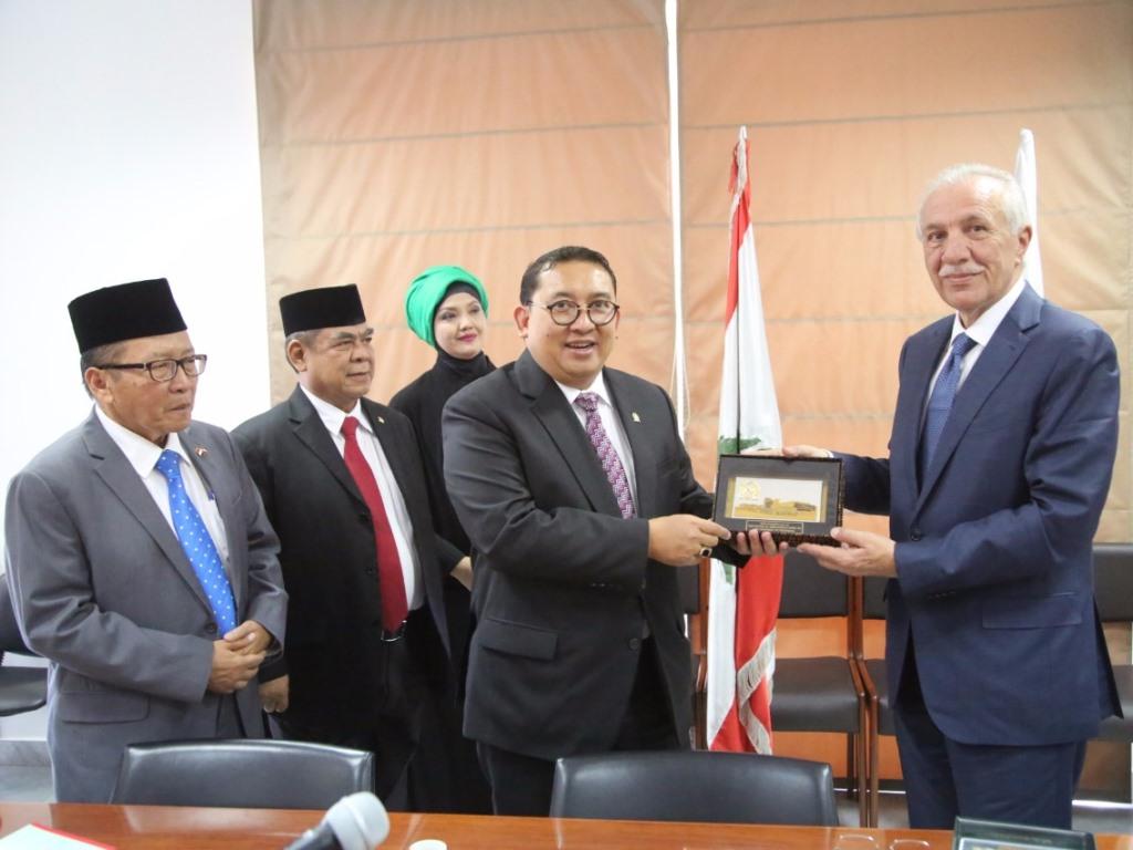Lebanon Apresiasi Bantuan Perdamaian Indonesia