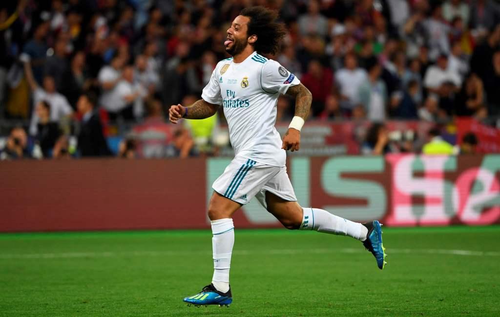 Usai Datangkan Ronaldo, Juventus Incar Pemain Madrid Lagi