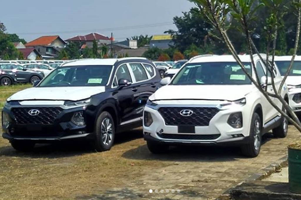 Hyundai All New Santa Fe Tunggu Giliran Peluncuran di Indonesia